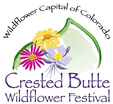 Crested Butte Wildflower Festival Logo